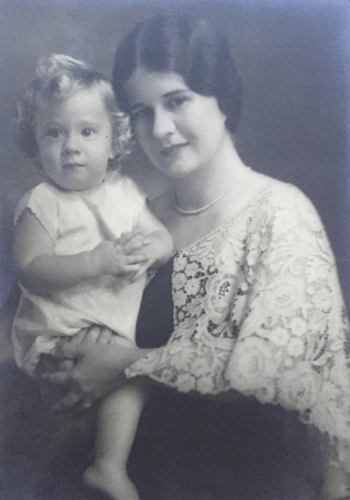 Therese Allison Lotta Allison Family Heritage