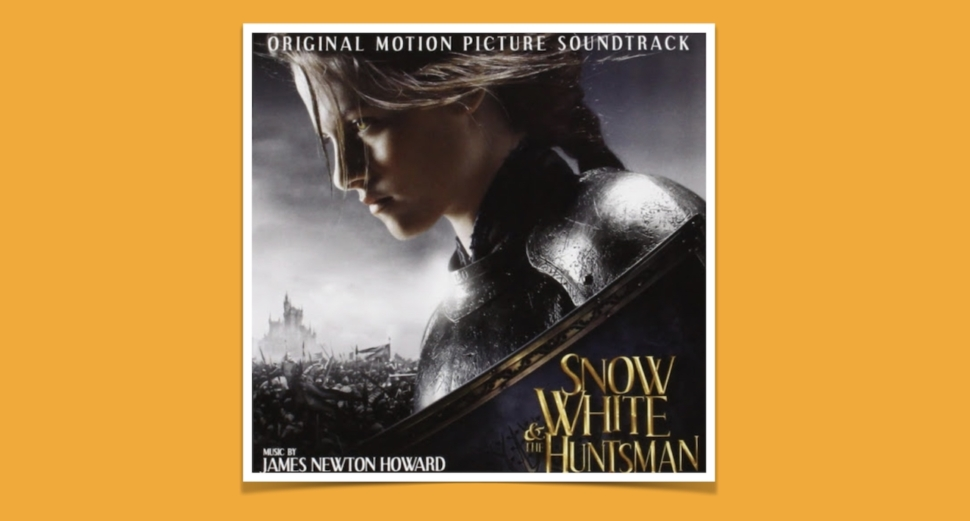 Snow White and The Huntsman Playing for Keeps Book